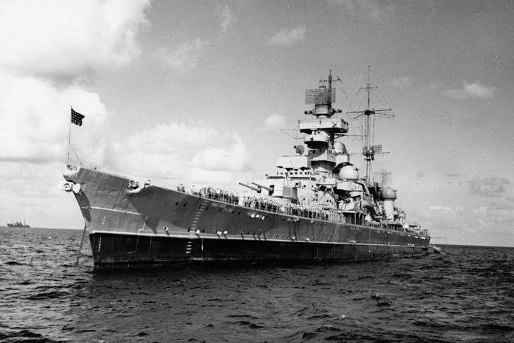"""Deutscher Kreuzer """"Prinz Eugen"""": Das Schiff, das die Atombombe überstand - SPIEGEL ONLINE - einestages"""
