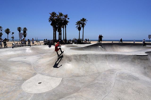 #Venice #Skate #Park