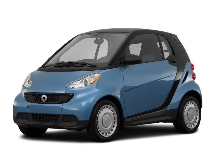 2014 smart fortwo Information