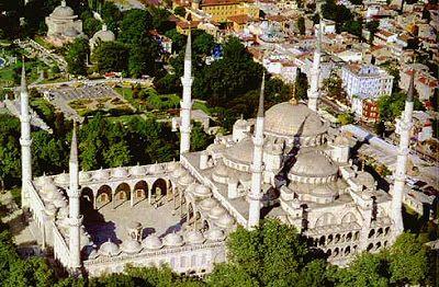 ottoman empire courtyards - Google Search