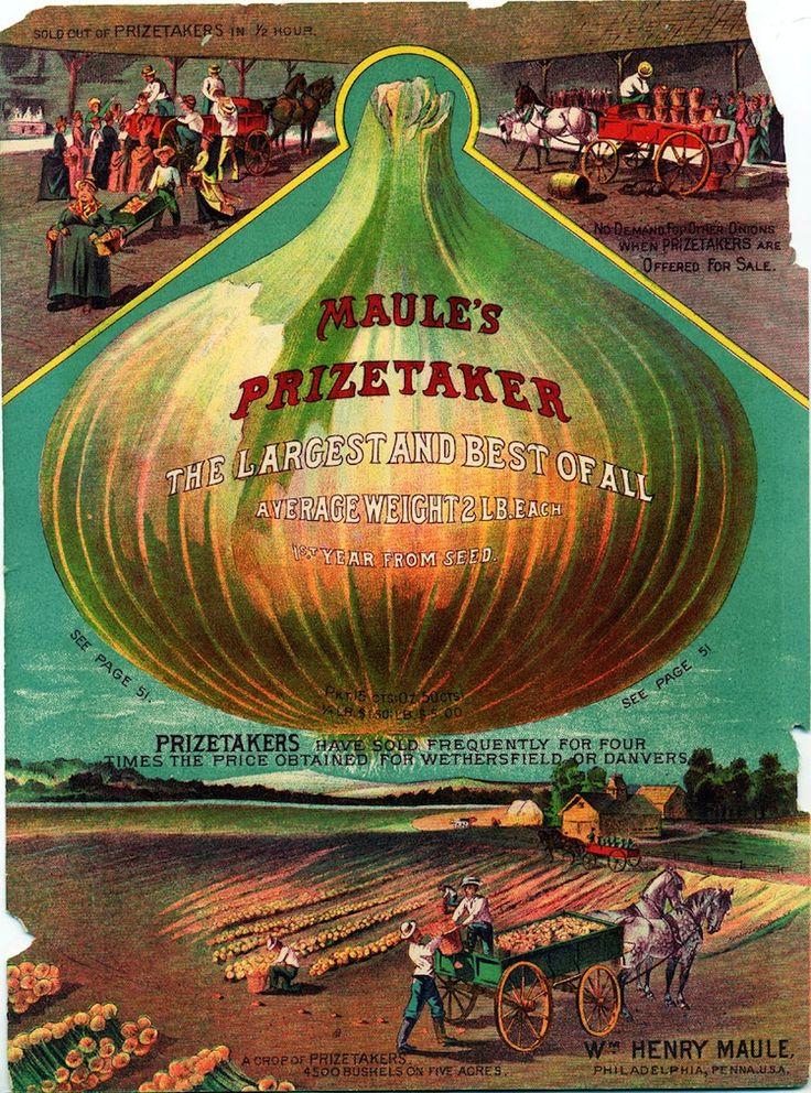 Maule's Seeds catalog - Philadelphia, Pa.