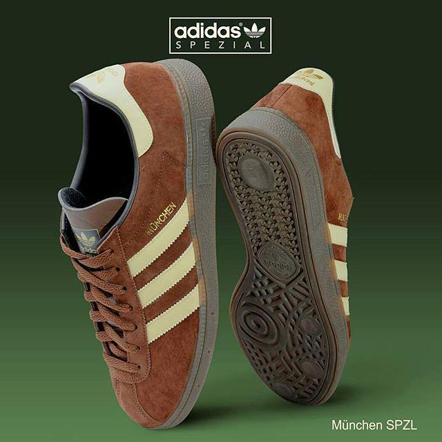 """#AdidasOriginals """"München Spezial"""" #zapatillas #trainers #sneakers #edicionespecial #specialedition #adidas #adidasonly #adiporn #terraces #casual #casualculture #casuals Disponibles en tienda y web a partir del 19.09.15."""
