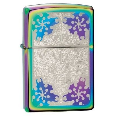 Zippo Elegance lighters 28468 - $29.13 #Lighters #Zippo #spectrum #floral #luxury #womensfashion #edc