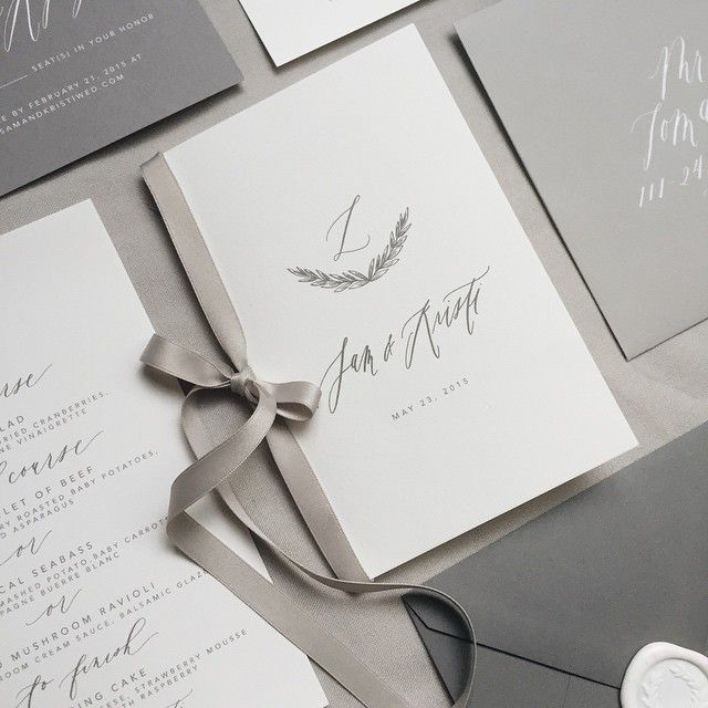 Written Word Calligraphy Wedding Pinterest The