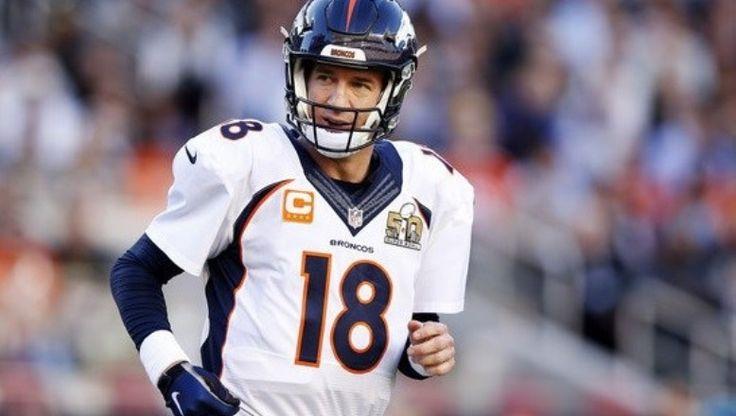Peyton Manning De Los Broncos De Denver Se Retirará Tras 18 Años En La NFL