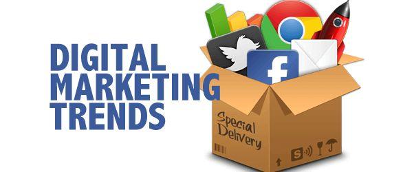 Digitale markedsføringstrender for 2016 du bør vite om