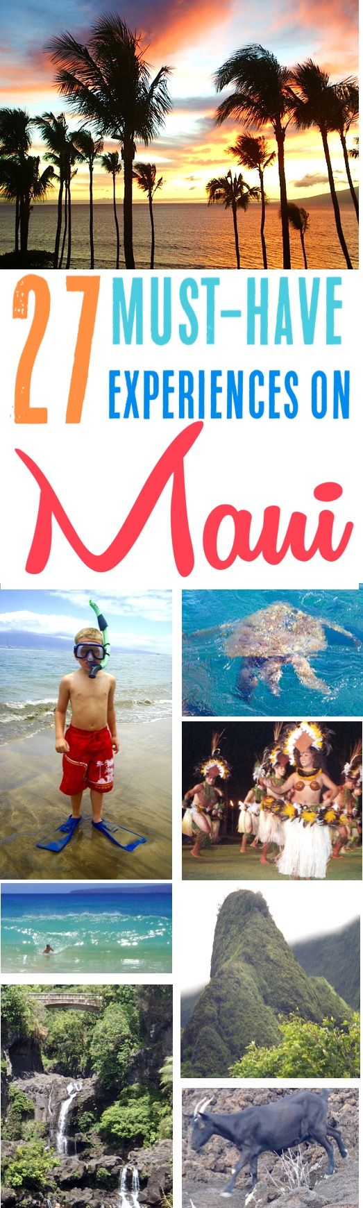41 Best Maui Travel Tips for Your Dream Vacation! {What to Know} – The Frugal Gi…