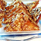 Pecan crackers - These are seriously one of the best things I have ever tasted!