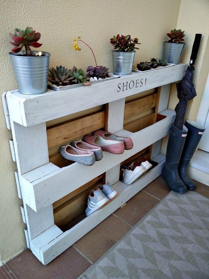 1001 Idees Pour Trouver L Astuce Rangement Chaussures Ideale Pour Votre Interieur Astuce Rangement Chaussures Rangement Chaussure Diy Rangement Chaussures