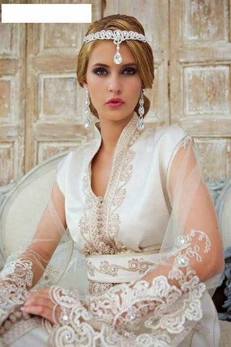 Modèle caftan la perla et Robe de soirée élégante
