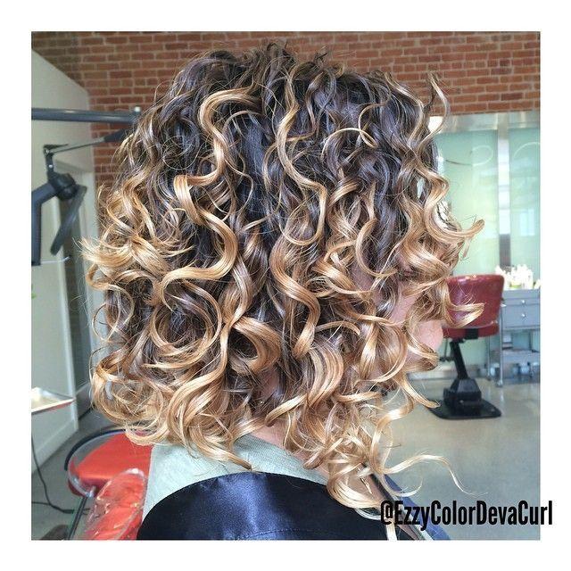I want curls