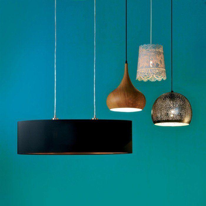 lustre alinea moderne en noir eclairage suspendu comment choisir eclairage d interieur
