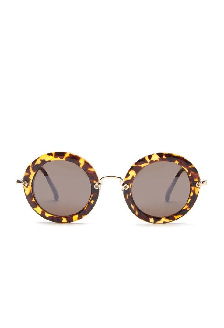 5a77d55355 Mirrored Aviator Sunglasses Forever 21