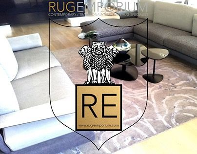 """Check out new work on my @Behance portfolio: """"CONTEMPORARY RUGS by RUG-EMPORIUM"""" http://on.be.net/1OQk7bZ"""