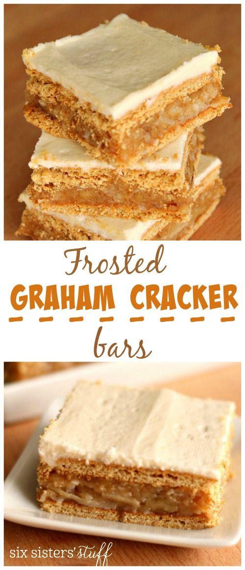 best 25 graham cracker dessert ideas on