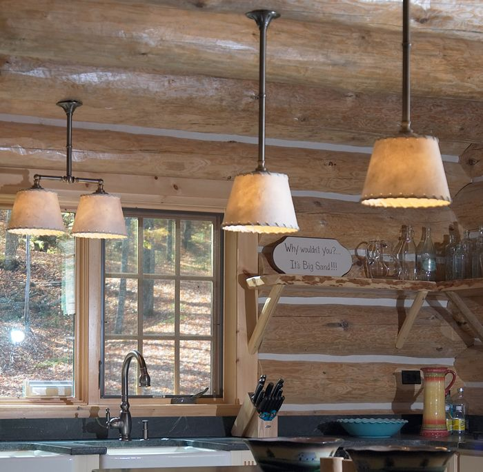 19 best Rustic Lighting images on Pinterest Rustic lighting - rustic kitchen lighting ideas