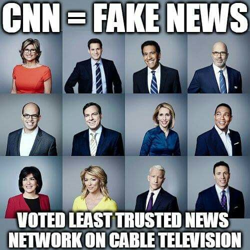 If you only report fake news 24 hrs a day you might be fake news ya think.