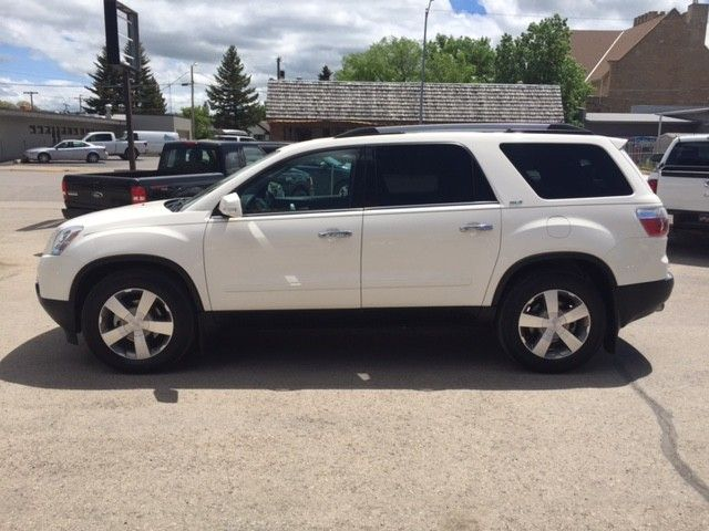 Used 2011 GMC Acadia for Sale in Lewistown, MT 59457 Courtesy Motors Inc.