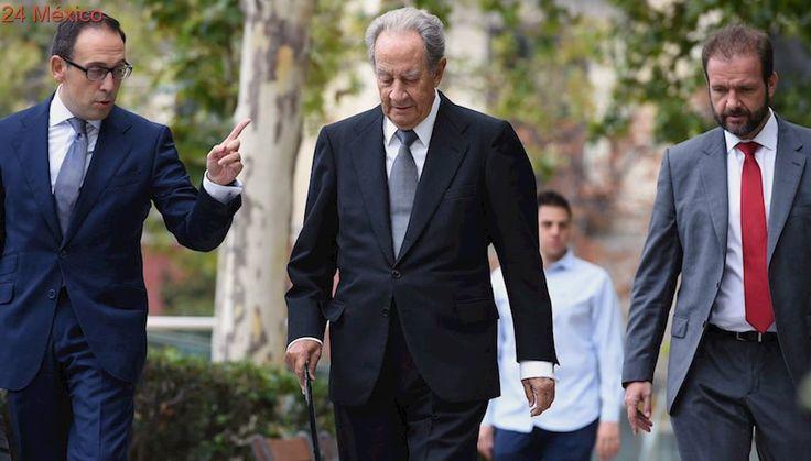 Ex presidente de la constructora OHL declara ante un juez por caso de corrupción en España