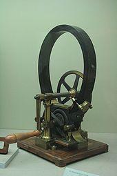 Gramme machine - Wikipedia, the free encyclopedia