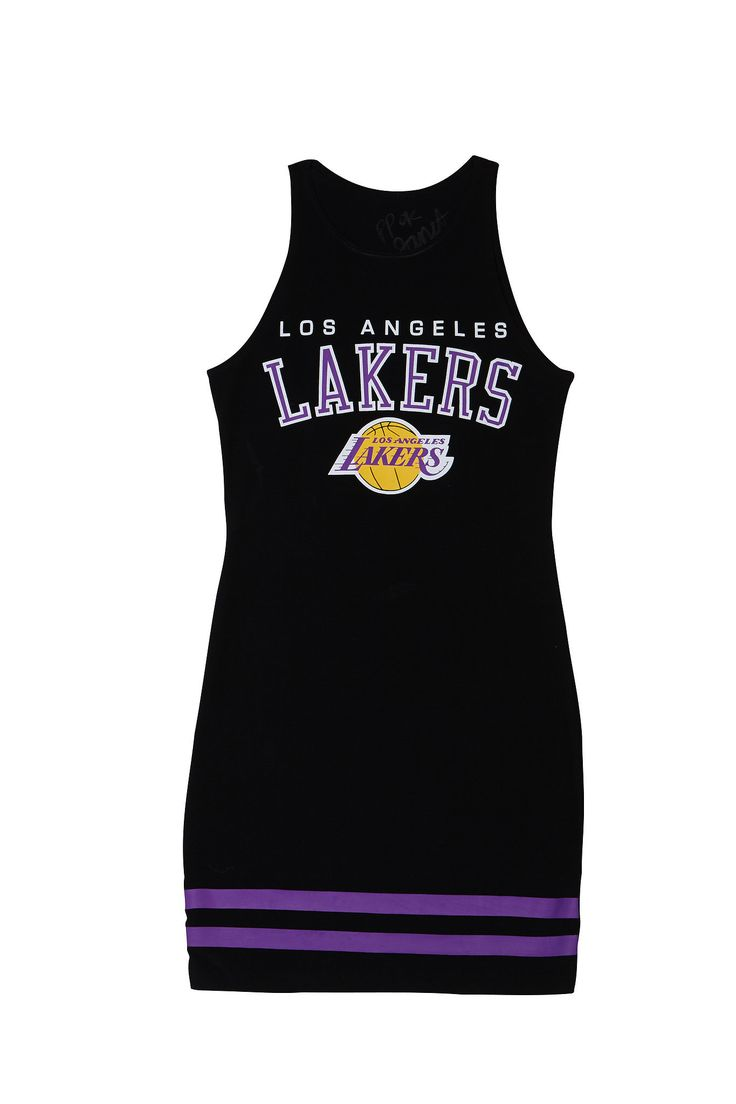 Forever 21 x NBA Los Angeles Lakers Dress ($16)