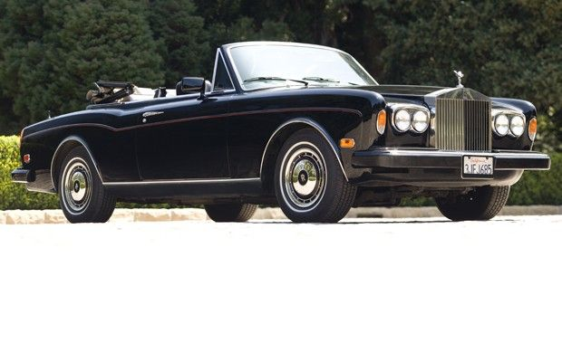 1988 Rolls-Royce Corniche II Convertible   Gooding & Company