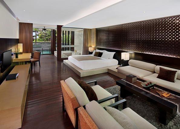 Anantara Seminyak Bali Resort - guestroom