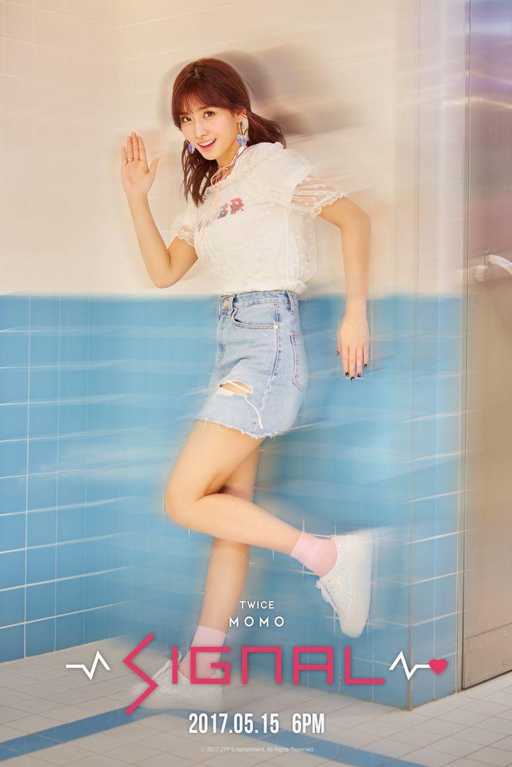[Signal] Twice - Momo