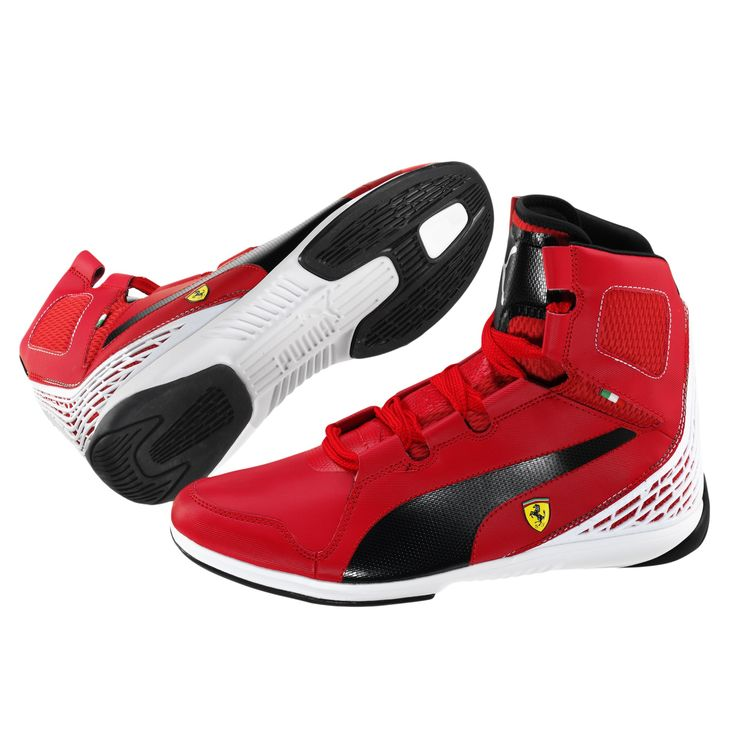 Shopping online the official Ferrari Store and buy Puma Valorosso Scuderia  Ferrari WebCage safely in just few easy steps.