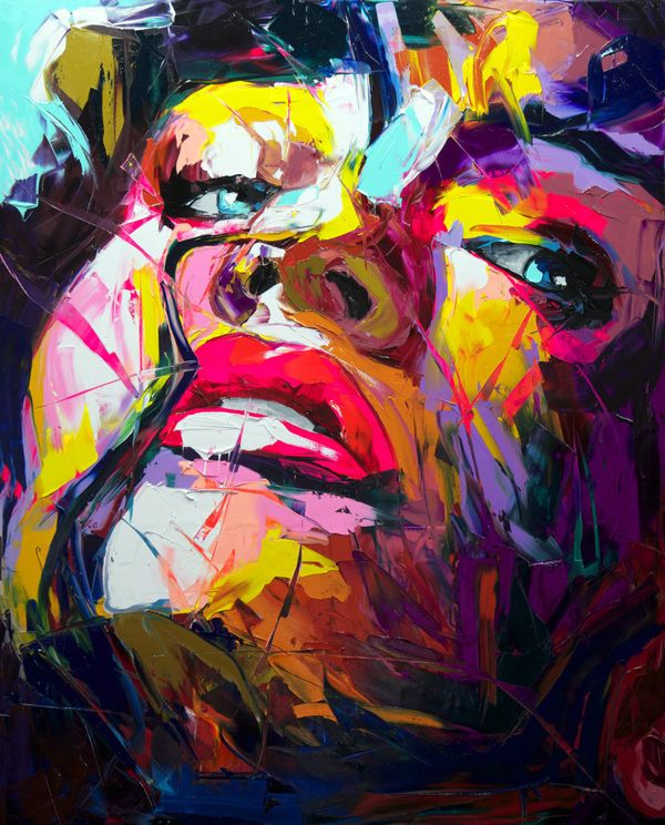 2014 by NIELLY FRANCOISE, via Behance