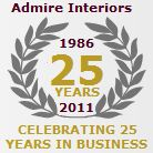 Contact Admire Interiors & Admire Commercial | Furnishings, Fabrics, Curtains, Drapes, Blinds and more