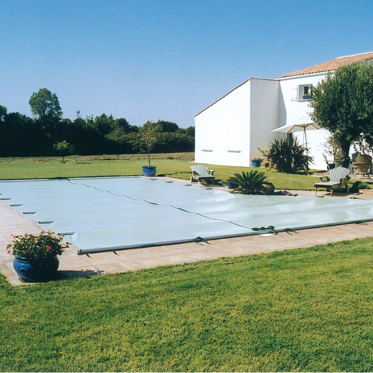 55 best images about piscine irrijardin swimming pool on for Bache piscine securite