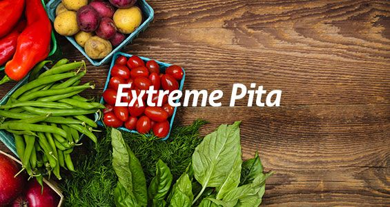 Healthsphere is pleased to welcome Extreme Pita to the network! They are located in Barrie at 642 Yonge Street, with a second location at 75 Barrie View Drive. Healthsphere members receive 10% off pitas - including catering, and 10% off All Natural Smoothies, which are gluten and dairy free, made with all natural fruits.