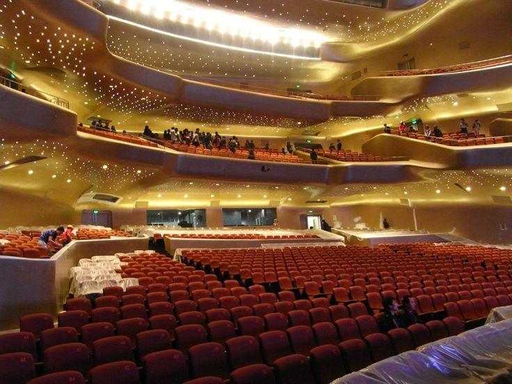 Guangzhou Opera House by Zaha Hadid: Zaha Hadid Architects, Hadid Guangzhou, Guangzhou Opera House 4, Architecture, Arch2O Guangzhou, House Zaha