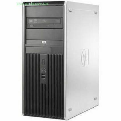 #CalculatoareSh Core 2 Duo E6550Hp Compaq Computersecond hand, Core 2 Duo E6550 - 2333 mhz,L2 cache = 4 mb, FSB 1333 mhz, 2 gb ram, 160 gb Harddisk, Dvd+/-Rw, Placa sunet, Placa retea, Carcasa tower, HP dc5800 = 465 lei ! #EnaSistemComputers