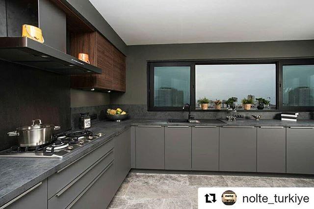 """#Repost @nolte_turkiye (@get_repost) ・・・ BGM Yatırım Suadiye projesinde Nolte Küchen modellerinden ahşap kapak Artwood ve mat kapak Feel kombinasyonunu tercih etti✨💫 #luxurylife #nolteküchen #design #quality #NolteTürkiye #Nolte #kitchen #küchen #mutfak #madeingermany #istanbul #ankara #izmir #adana #gaziantep #antalya #bursa #kayseri #denizli #mersin #bodrum #instagood #picoftheday #like4like #instamood #love #kitchendesign #interiordesign"" by @bgmyatirim."