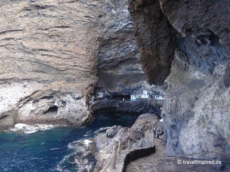 Schmugglerbucht, Wanderung auf La Palma, Spanien #lapalma #wandern #spanien #kanaren #schmugglerbucht