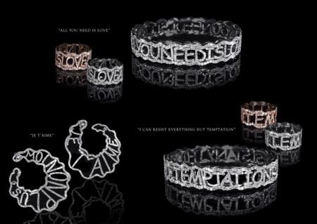 inspirational word jewelry