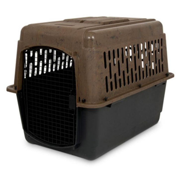 Ruff Maxx Plastic Dog Crate Kennel - 21798
