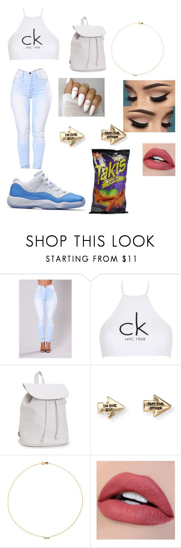 """Untitled #4"" by baby-girlriah ❤ liked on Polyvore featuring Calvin Klein, Aéropostale and Sole Society"