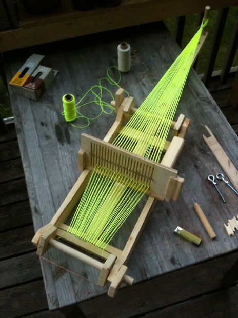 Loom Parts & Terminology