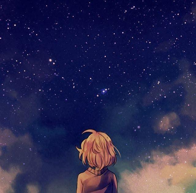 Anime Wallpaper For Iphone 4s Gambar Langit Animasi