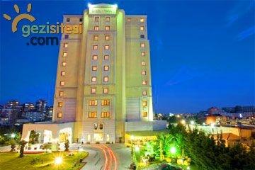 The Green Park Bostancı Hotel-gezisitesi.com