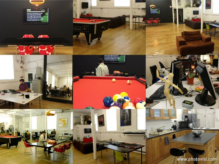 Overview of the #office  #cooloffice #gogosocial #pool #fun #socialmedia