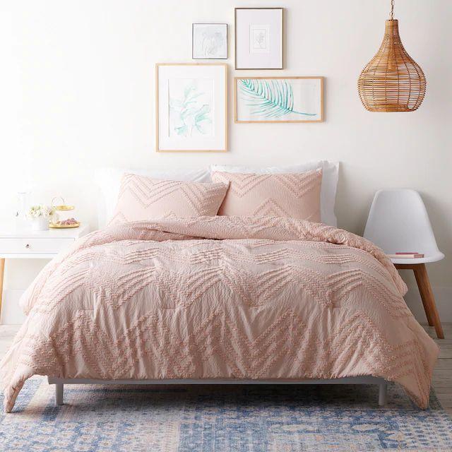 Lc Lauren Conrad 3 Pc Tufted Chenille Comforter Set Comforter Sets Home Decor Home