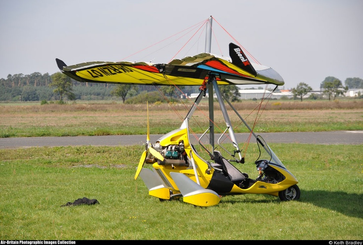 AirCreation Tanarg #aircraft #aviation #microlight #ultralight #flexwing #piston #uk