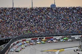 NASCAR announces 2014 Sprint Cup schedule. RACER