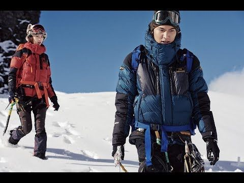 Lee Min Ho and Girls' Generation's Yoona for Eider Winter Ad Campaign