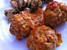 Receta de Albóndigas búlgaras #RecetasGratis #RecetasFáciles #RecetasdeCocina #Carne #MeatLovers #Albóndigas #RecetasBulgaria