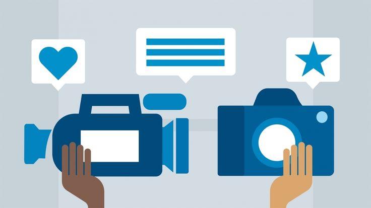Un GIF  vale más que mil palabras!  Mejorá la comunicación con tus usuarios y ganá seguidores en múltiples plataformas audiovisuales!  Videos y GIFs publicitarios y explicativos  Fotografías de producto/servicio  Transmisiones en vivo desde redes sociales con interacción de usuario  Experiencia 360 y más! Consultanos